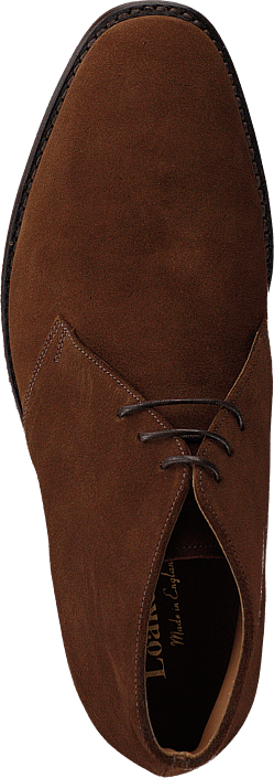 Kempton Brown Suede