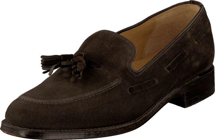Lincoln Brown Suede