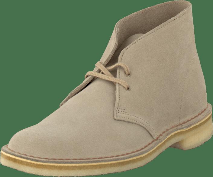 salg af forretninger ser godt ud forbløffende valg Desert Boot Sand Suede
