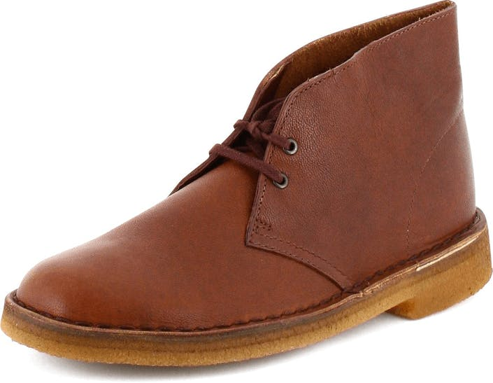 quality design 8c1c0 5cfc8 Clarks - Desert Boot Brown vintage leather