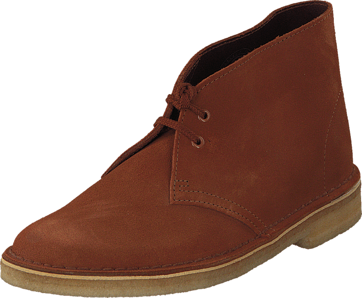 Desert Boot Dark Tan
