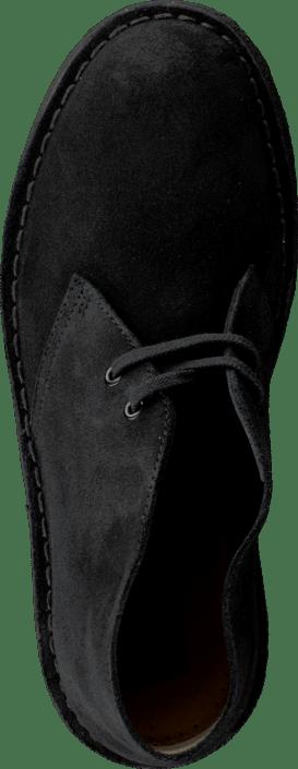 Kjøp Desert Boots Sko W Boot Black Sorte Clarks Online q7Oqw6rCn