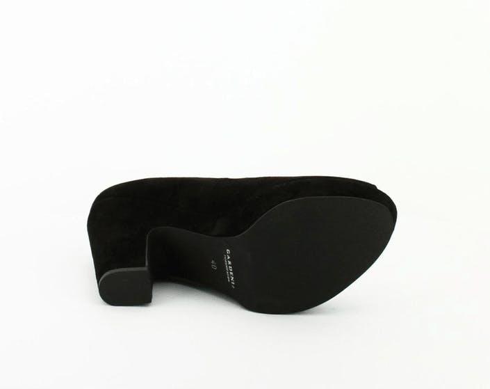 Camurca Sandal Black