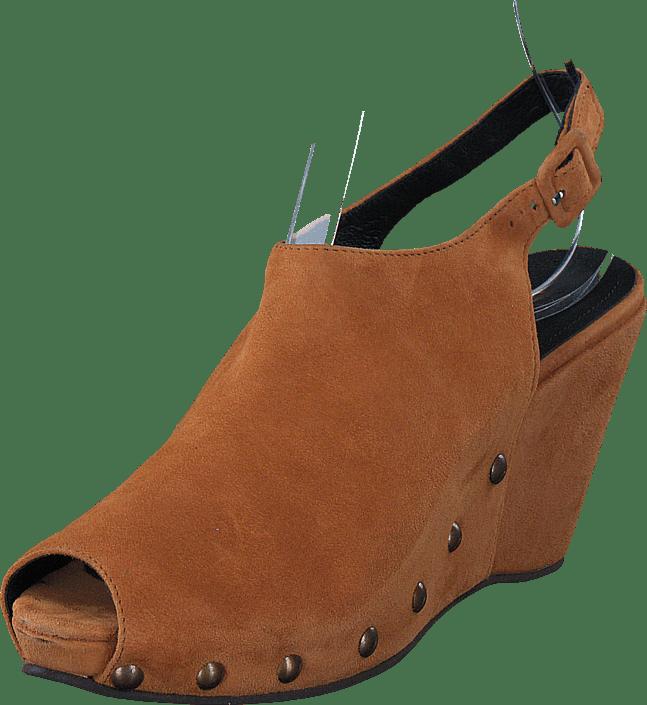 Online Heels Brune Med Sandal Kjøp Sko Cipro Cognac Nitar Gardenia q7Yzw8v
