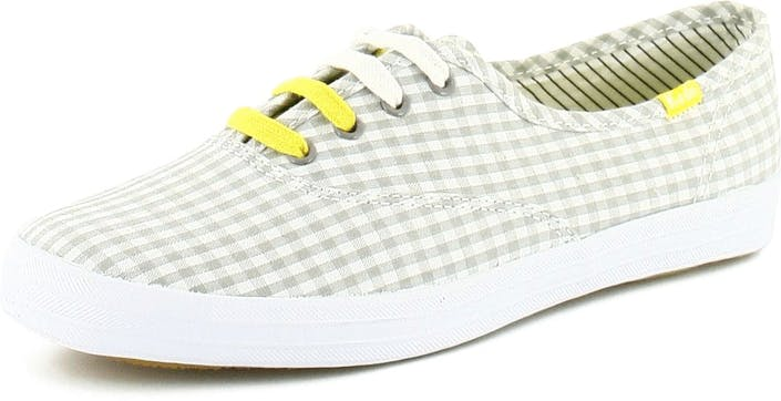 aa400c8a46b Buy Keds Champion Canvas Iconic grey and white beige Shoes Online ...