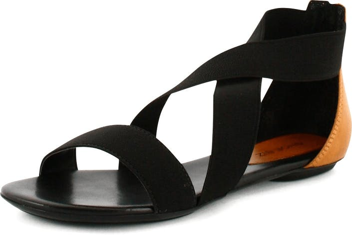 87e80b825ff Buy Shoe Biz Atanado Sandal m. Elastik Ambar/Elast Black black Shoes ...