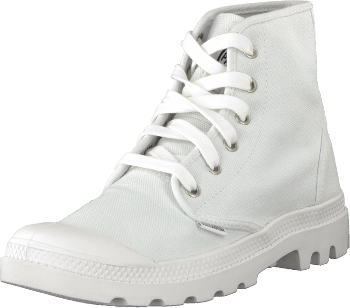 brand new 0f345 64a46 Pampa Hi Men White