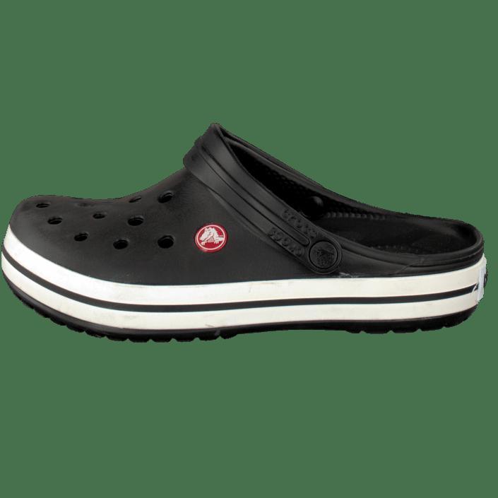 Crocband 02 Og Sko Black Tøfler Crocs 00624 Køb Sandaler Online Sorte 05qEv