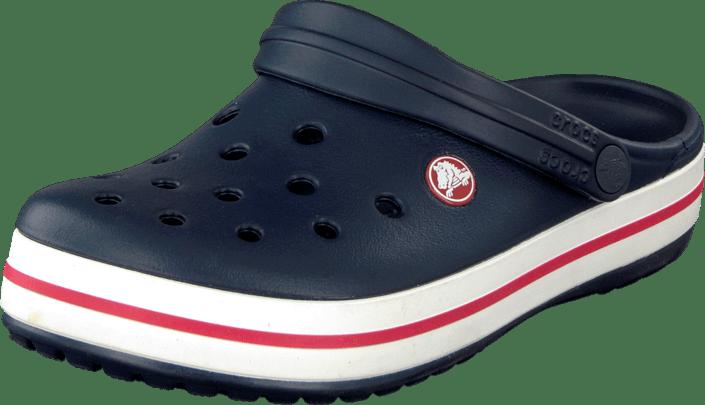 Online Crocs Tøfler Sko 00624 03 Blå Sandaler Crocband Køb Navy Og gXxaaO