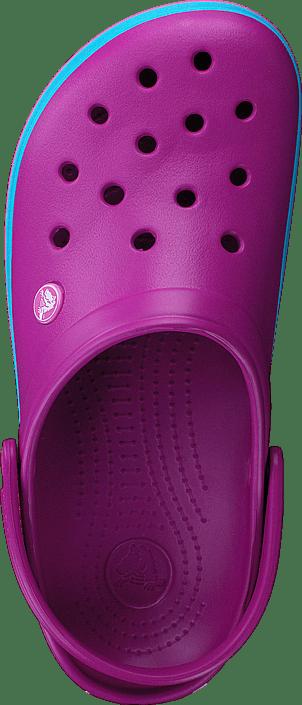 Crocs Crocband Vibrant Kjøp Online Violet Sandals Lilla Sko 4x8dgw
