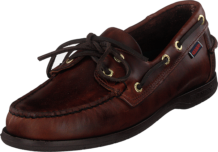 Sebago - Endeavor Brown Oiled Waxy Lea