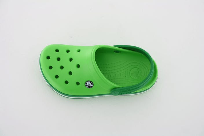 fbc33e5ad0de80 Buy Crocs Kids Crocband Lime green Shoes Online
