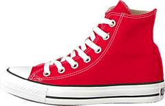Converse - All Star Canvas Hi Canvas Red c3adce76e8