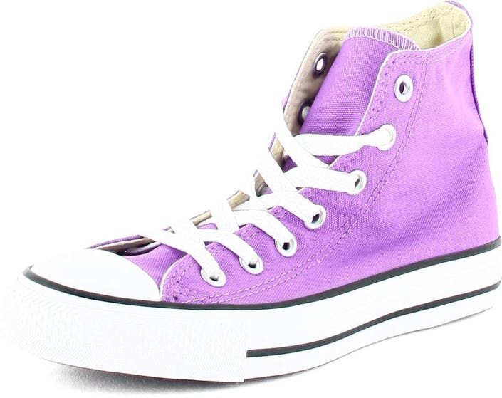 054ffc30a63 Buy Converse All Star Canvas Hi Canvas Purple pink Shoes Online ...