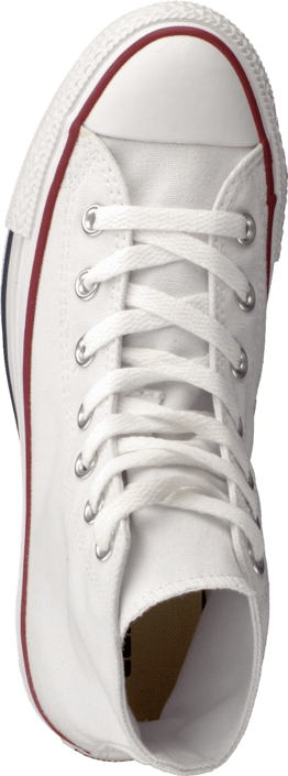 All Star Canvas Hi Canvas White