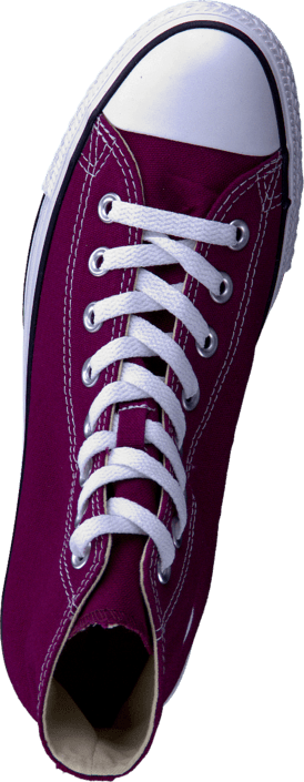 All Star Canvas Hi Maroon