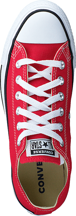 All Star Canvas Low Canvas Red