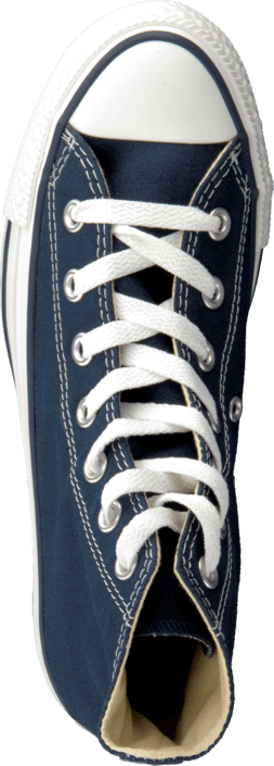All Star Canvas Hi Canvas Navy