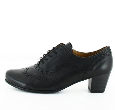 b733c39bc5d77 Buy Gabor Foulard Calf Schwarz Schwarz Black Shoes Online   FOOTWAY.co.uk
