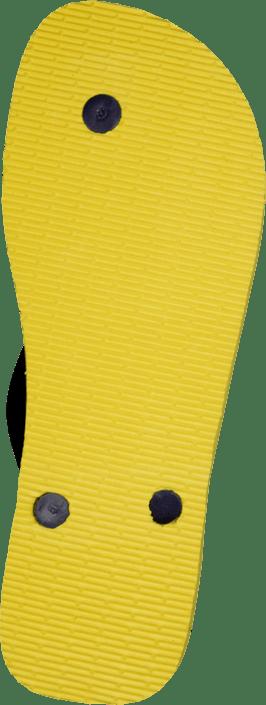 Kjøp Havaianas Brasil Logo Citrus Yellow Sko Online