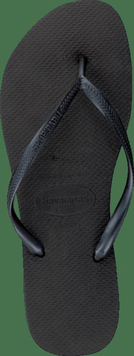 Kjøp Havaianas Slim Black Sko Online