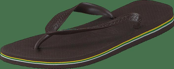 Brasil Brune Online Sandals Brown Havaianas Dark Sko Kjøp PnwxC5Uq8I