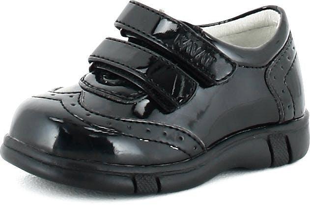 62ba52c0932 Köp Kavat Charles Black Patent gråa Skor Online | FOOTWAY.se