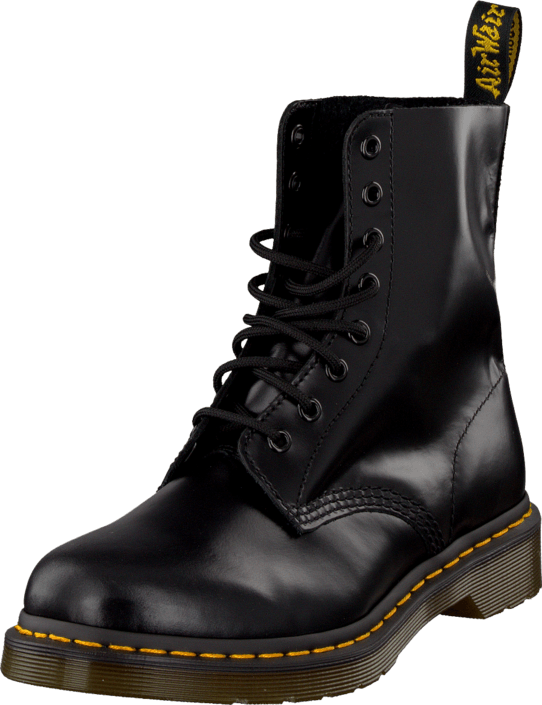 Pascal Black leather