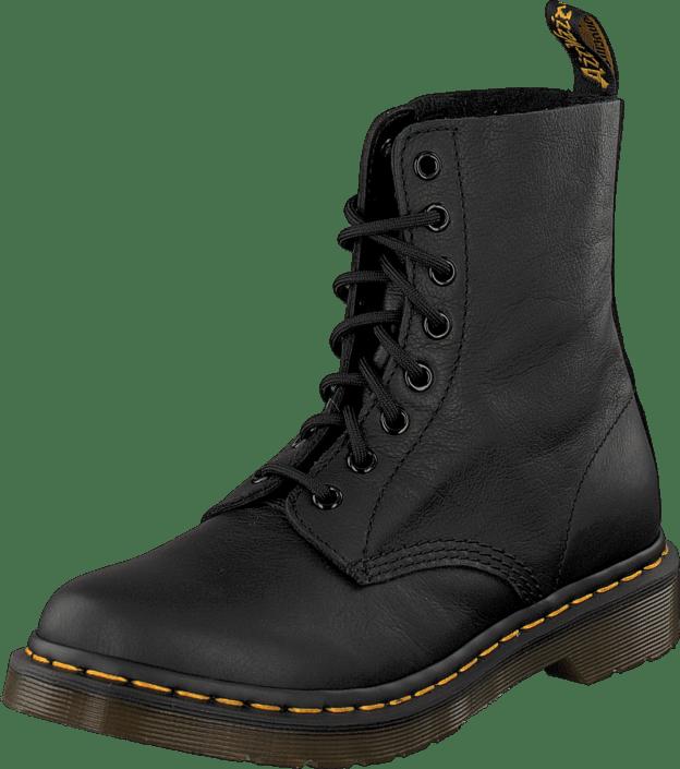 Støvler Køb Boots 05 Og Dr Martens Virginia Sko 01182 Online Sorte Pascal Black rarZ8