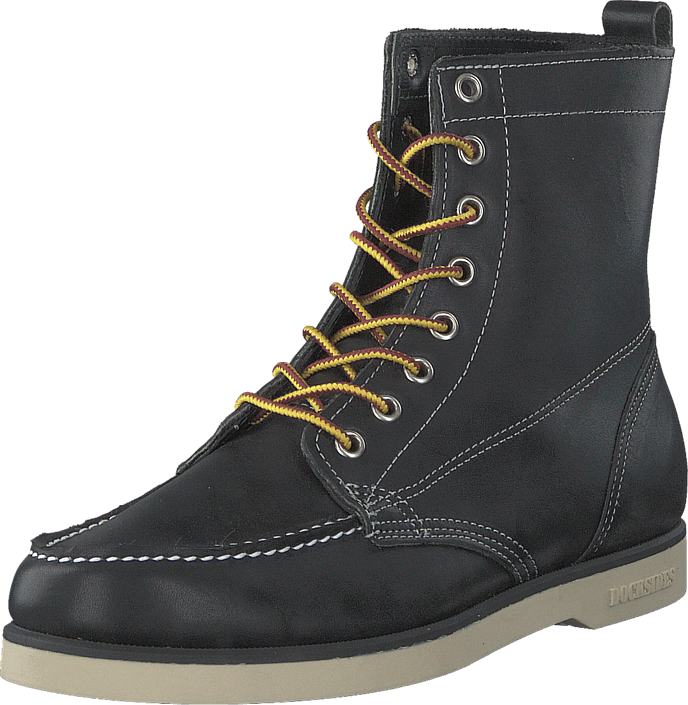 Sebago - Fairhaven Boot Black Leather