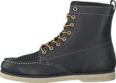 Sebago - Fairhaven Boot Black Leather b70ba17fad
