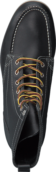 Fairhaven Boot Black Leather