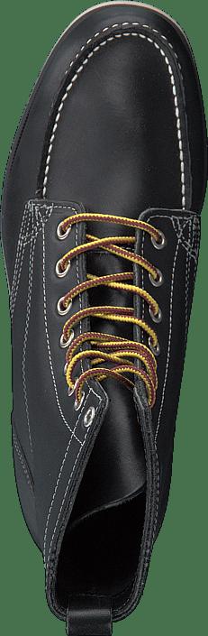 Online Sorte Leather Black Boot Kjøp Sebago Sko Boots Fairhaven wxXqOH0I64