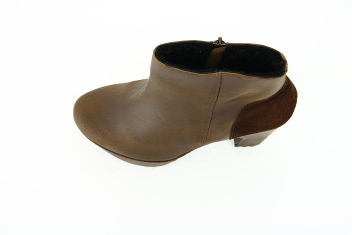 1122730 Leather/Suede/Brown