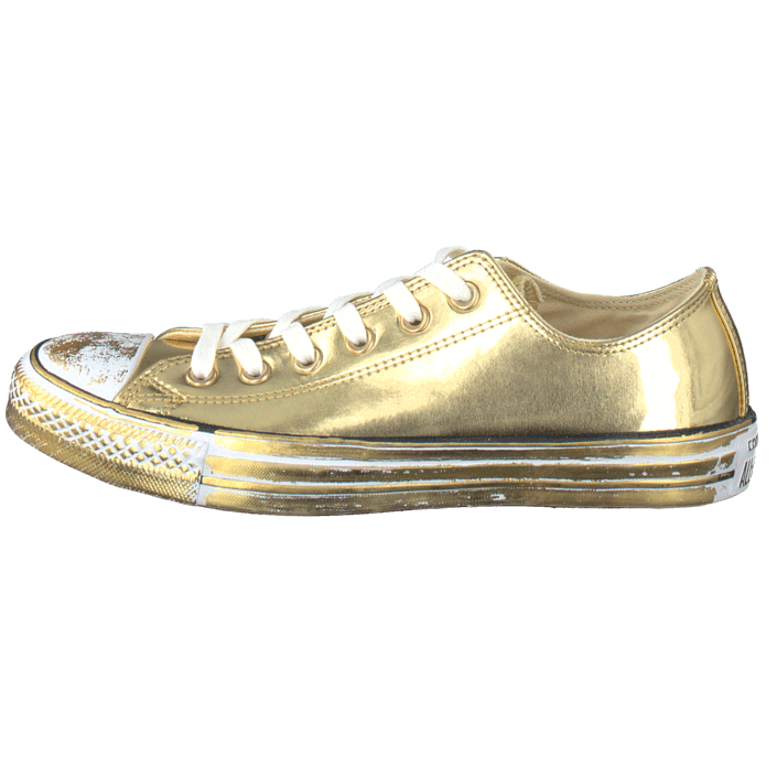 Osta Converse All Star Hi Gold White Black Ruskeat Kengät Online ... 2de5b4d788