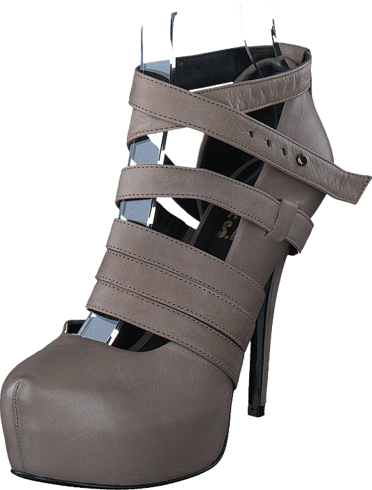 Revolve Ave 360 Heels Shoe Beige V Kjøp Grå leather Stiletto Earth Repair Sko Online nA5qZxxBWH