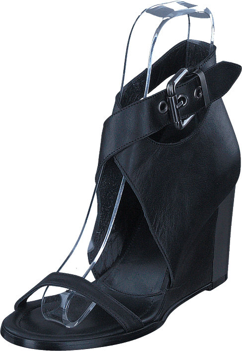 Hope - Band Sandal Black