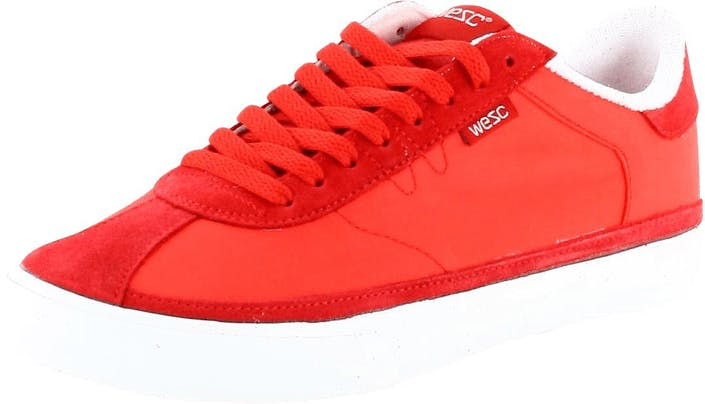 Thorpe Low Top True red