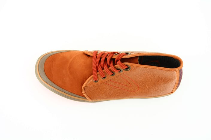 Krona Mid Leather Gingerbrea
