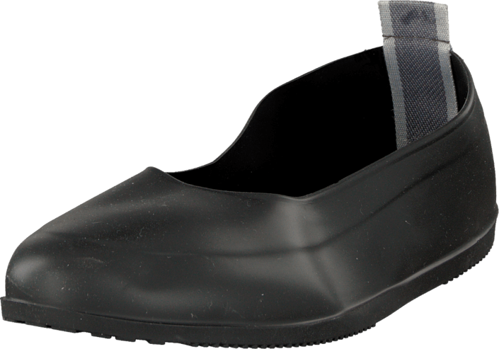 McKenna Overshoes Jet Black