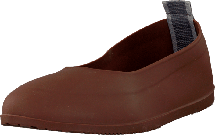 McKenna Overshoes Coffee Brown