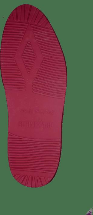 McKenna Overshoes Chili Red