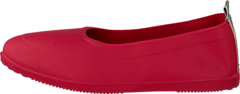 McKenna Overshoes Chili Red