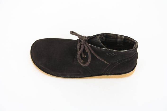 Banner Dark Brown/Suede