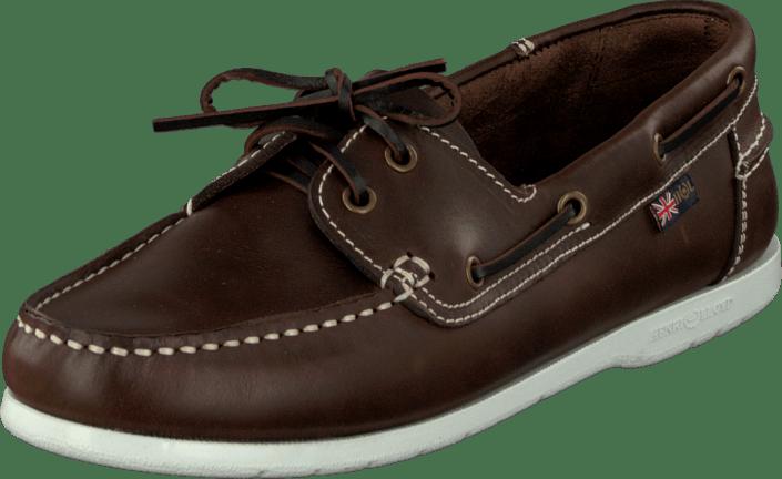 Henri Lloyd Hill brun bruna Skor Online