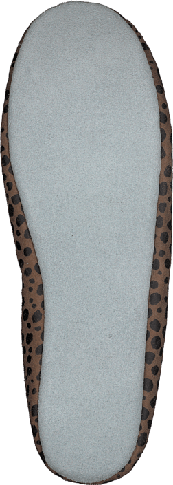 Sko Online Shepherd Flade Leopard 02023 02 Køb Brune Saga HwRqA