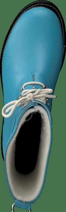 Ilse Jacobsen - Short Rubberboot Turquoise