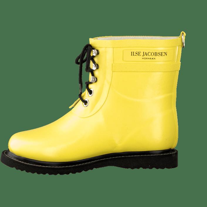 Köp Ilse Jacobsen SHORT RUBBERBOOT 80 Yellow Skor Online