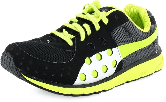Faas 300 Jr Black/Lime