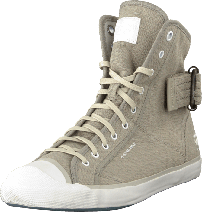 Grade Mortar Hi Light Grey Canvas